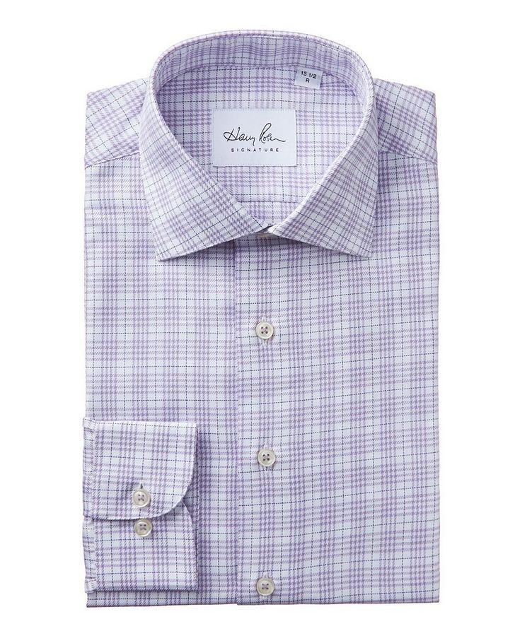 Chemise habillée à carreaux image 0
