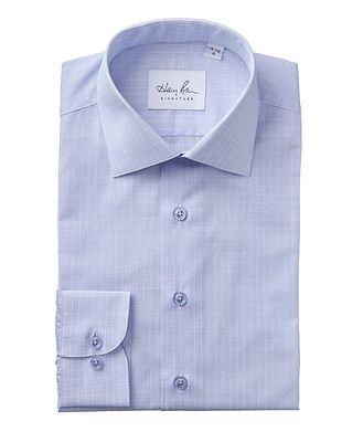 Harry Rosen Signature Checked Cotton Dress Shirt