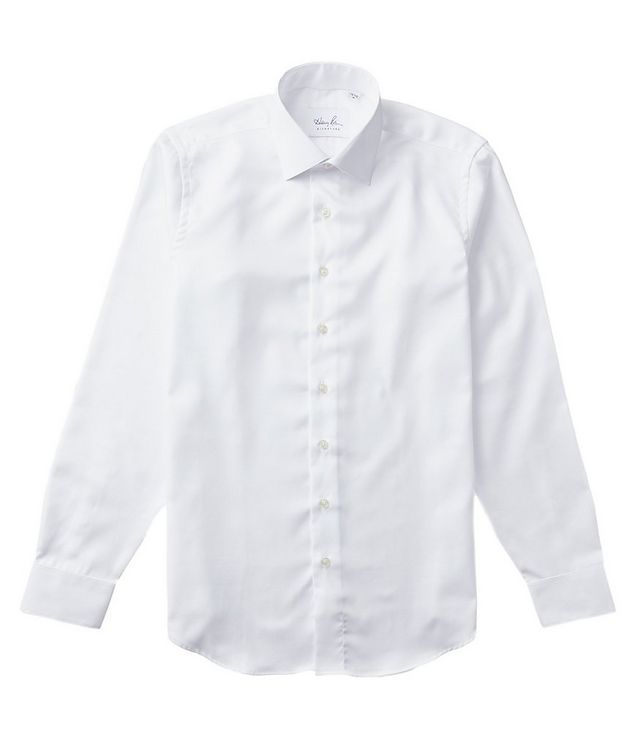 Cotton Twill Dress Shirt picture 2