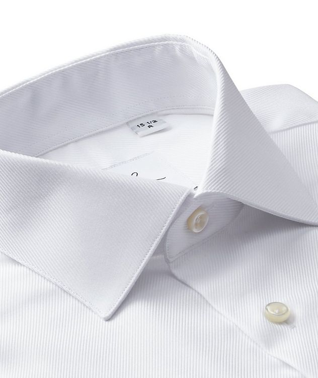 Cotton Twill Dress Shirt picture 3