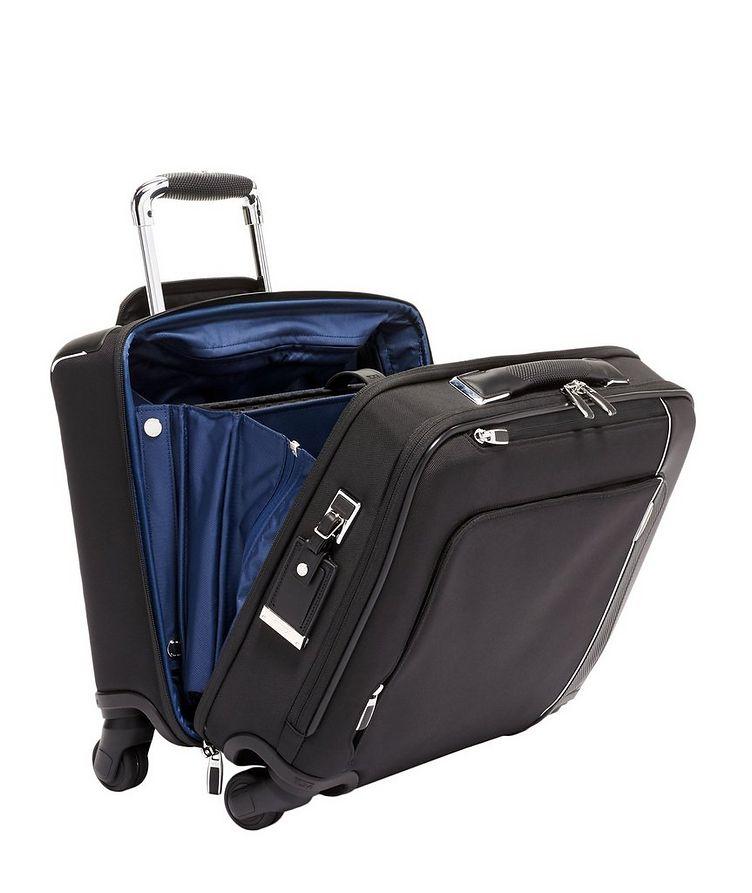 Compact 4-Wheel Briefcase image 1