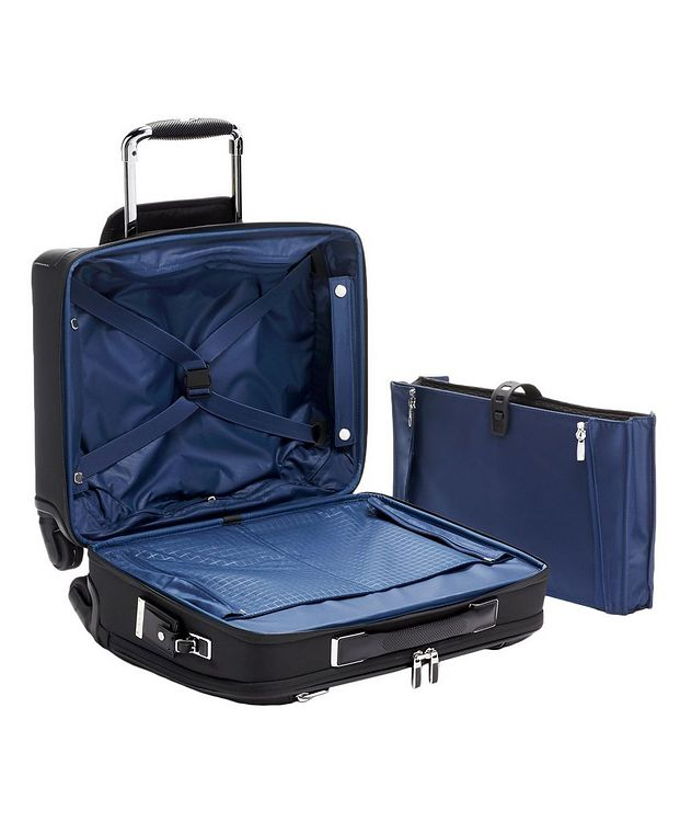 Compact 4-Wheel Briefcase picture 3