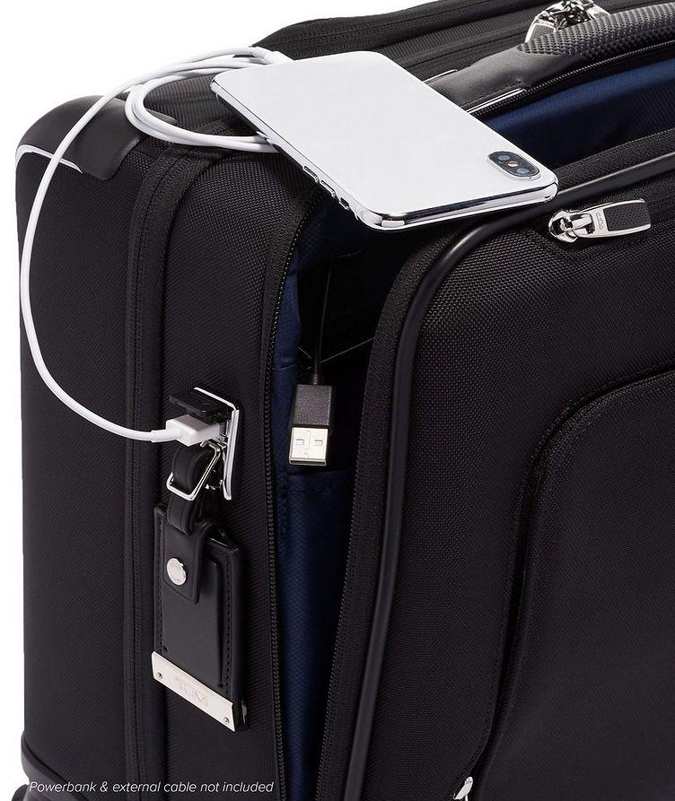 Compact 4-Wheel Briefcase image 3