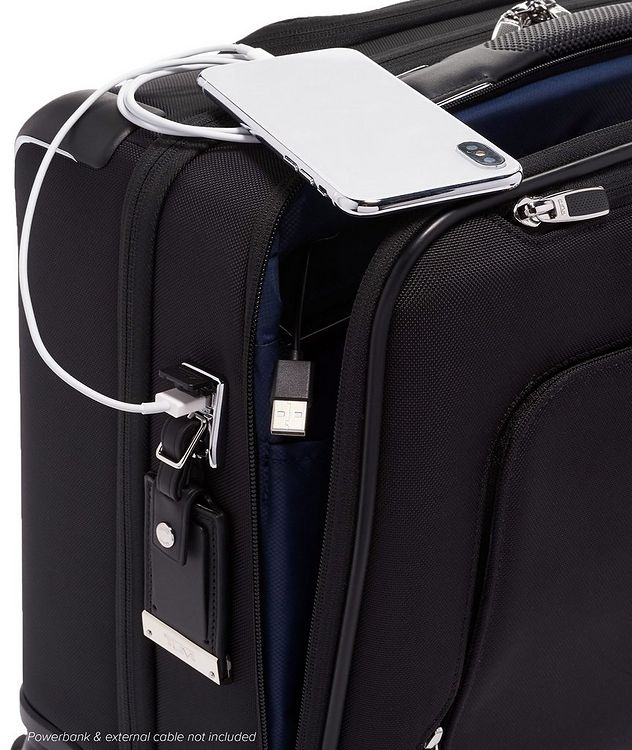 Compact 4-Wheel Briefcase picture 4