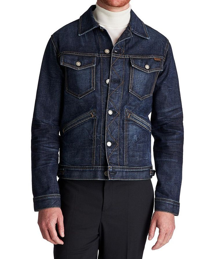 Denim Jacket image 0