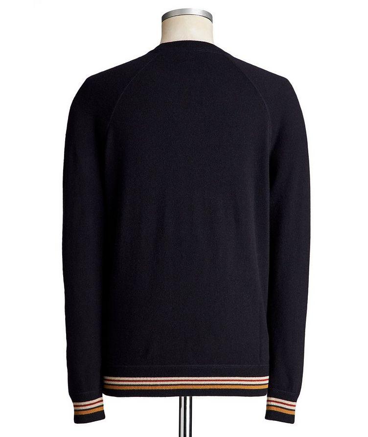 Suitcase Stripe Cashmere Sweater image 1