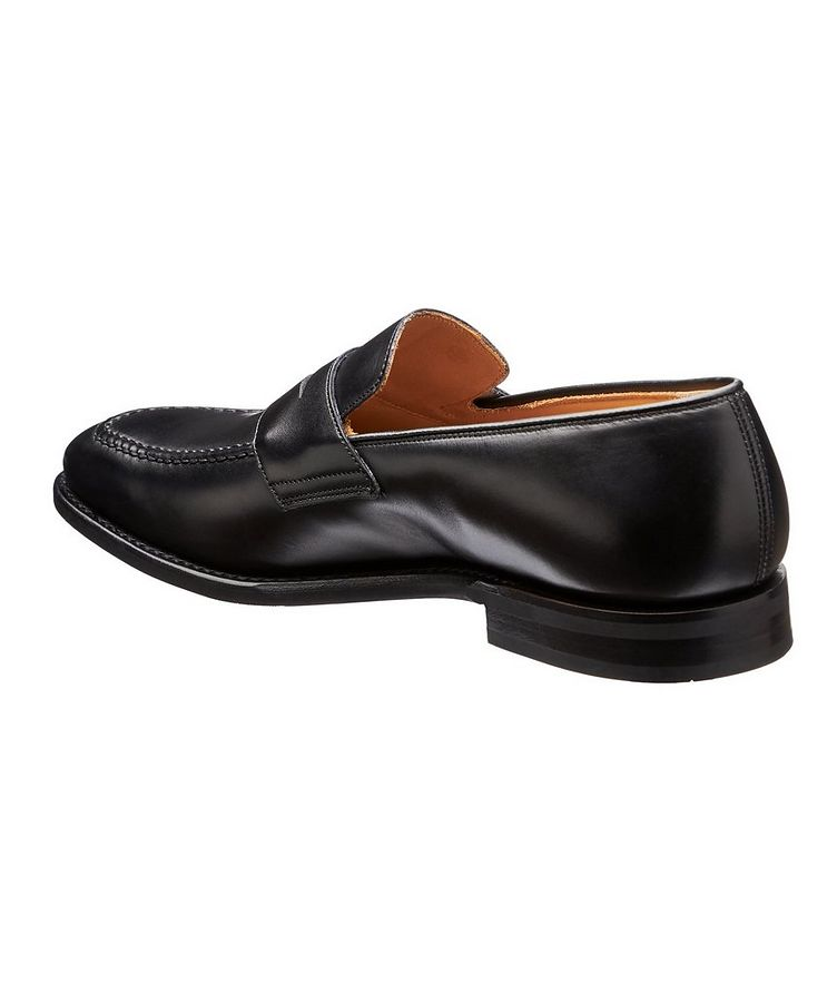 Corley Calfskin Penny Loafers image 1