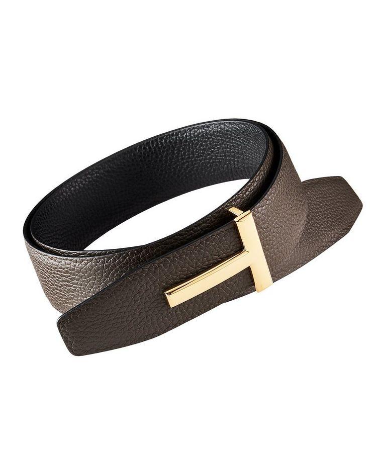 Reversible T Buckle Belt image 0