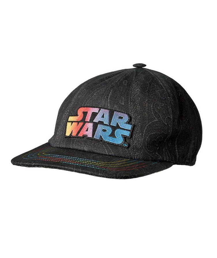 Star Wars Paisley-Printed Hat image 0