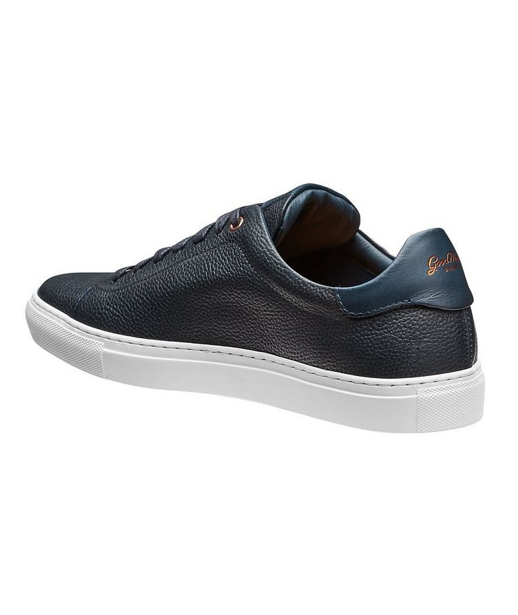 Nappa Leather Low-Top Legend Sneakers image 1