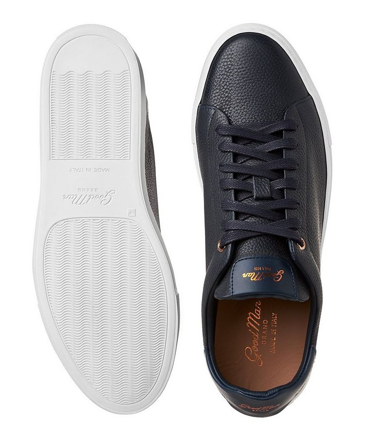 Nappa Leather Low-Top Legend Sneakers image 2