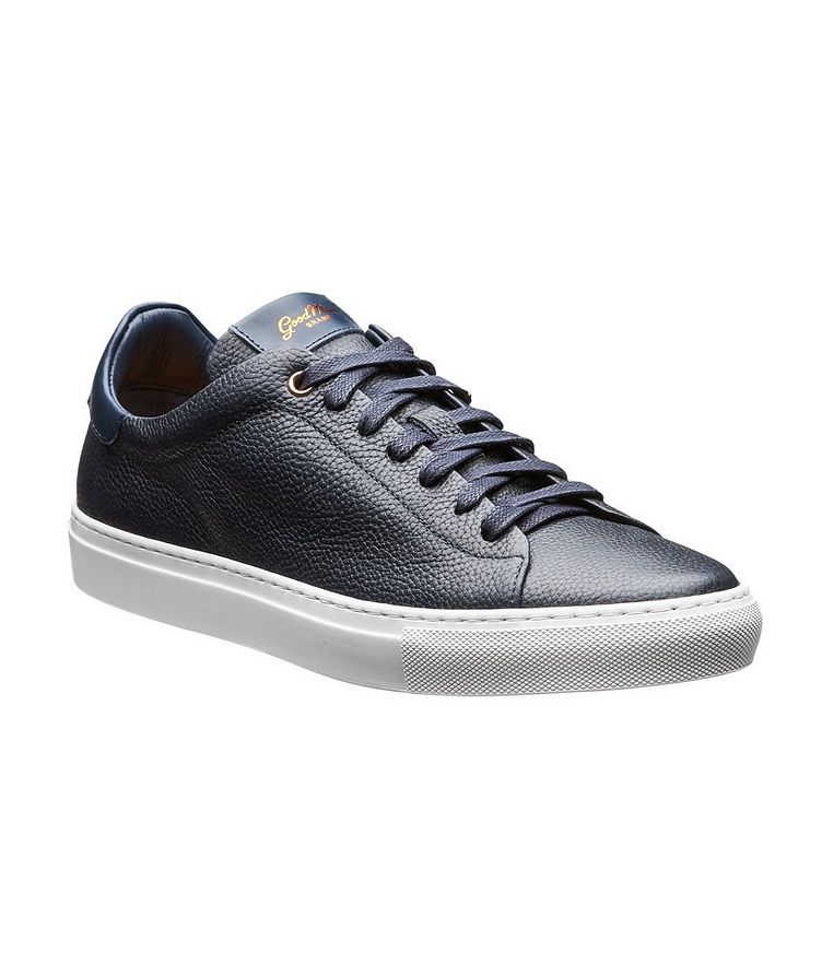 Nappa Leather Low-Top Legend Sneakers image 0