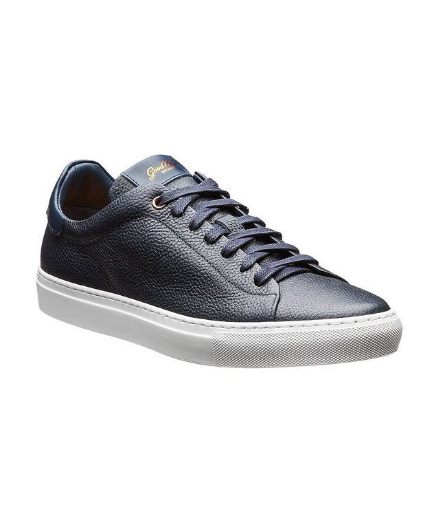 Nappa Leather Low-Top Legend Sneakers picture 1