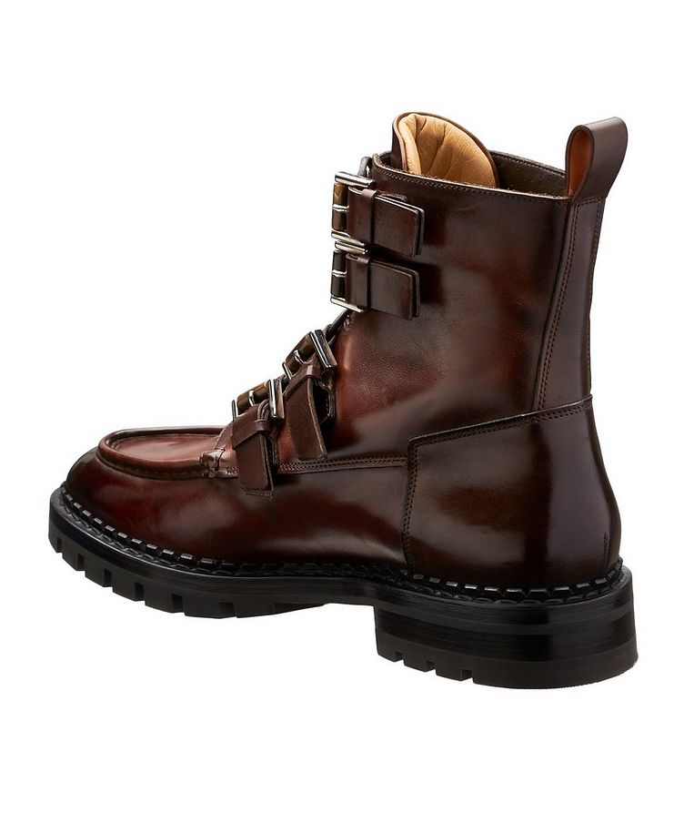 Burnished Buckle Boots image 1