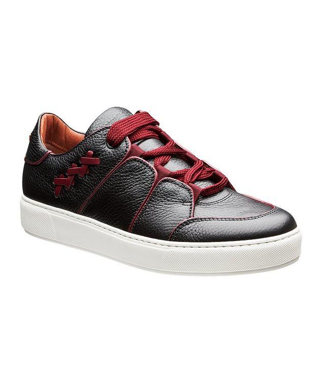 Tiziano Deerskin Sneakers picture 1