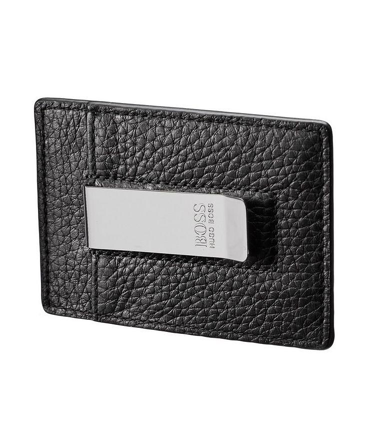 Tumbled Leather Cardholder image 1