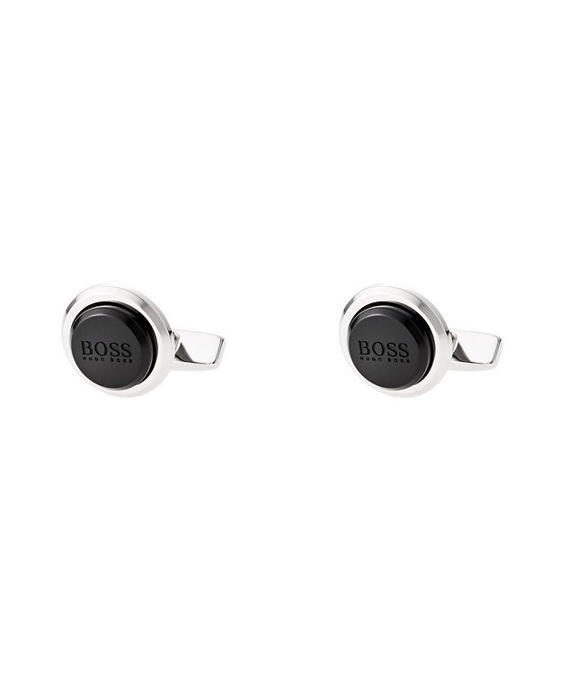 Logo-Engraved Cufflinks picture 1