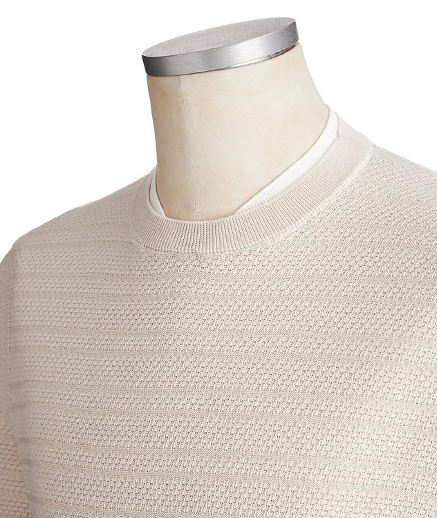 High Performance Layered Collar Sweater picture 2