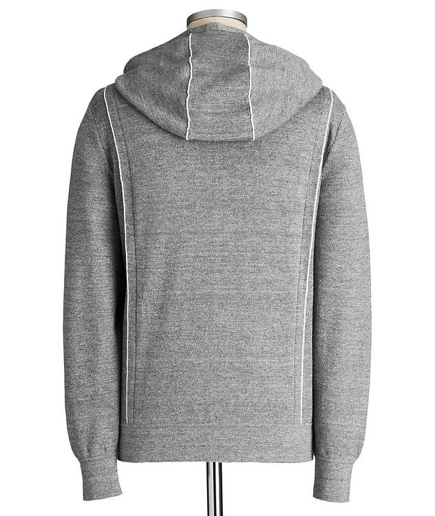 Couture XXX Linen-Wool Hoodie picture 3