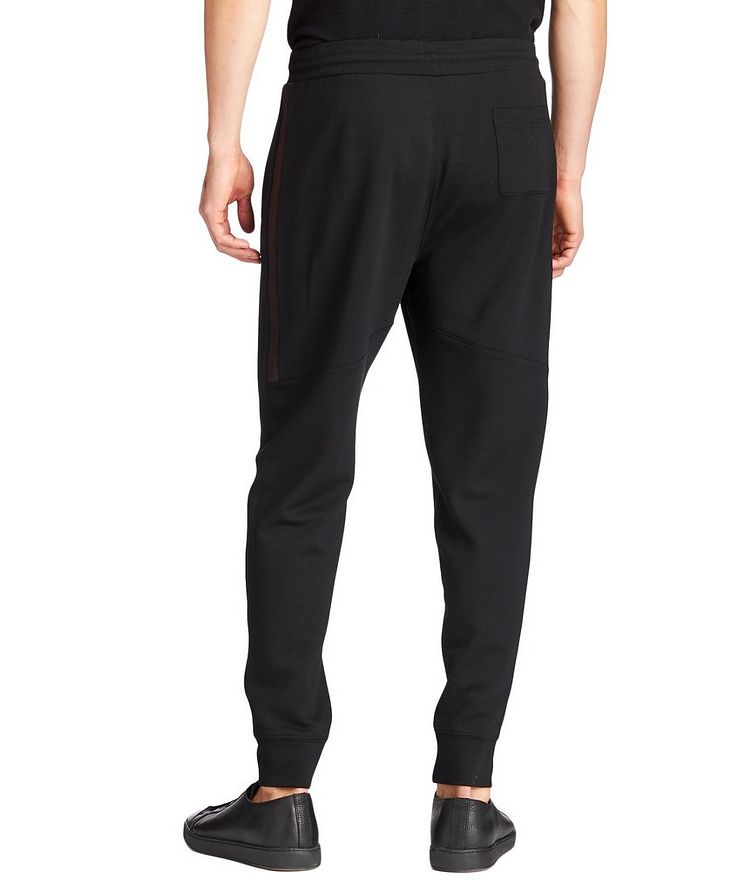 Wool-Cashmere Track Pants image 1