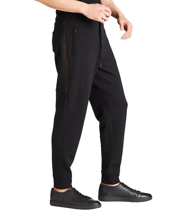 Wool-Cashmere Track Pants picture 4