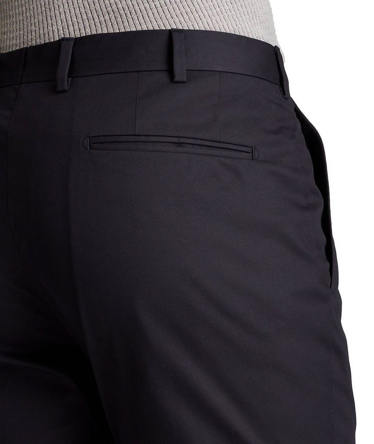 Stretch-Cotton Blend Chinos image 2