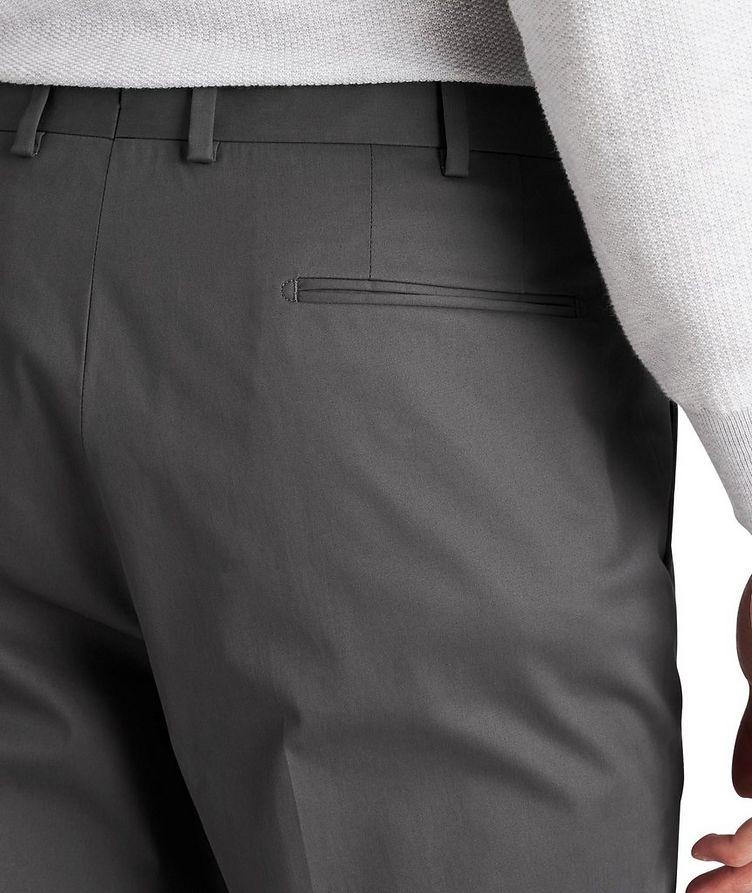 Narrow Stretch-Cotton Chinos image 2