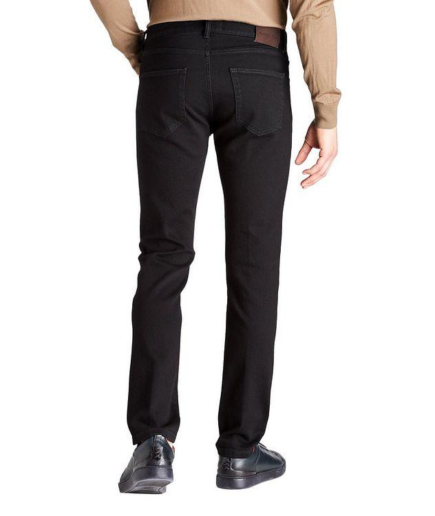 Slim Fit Stretch Cotton Jeans picture 2
