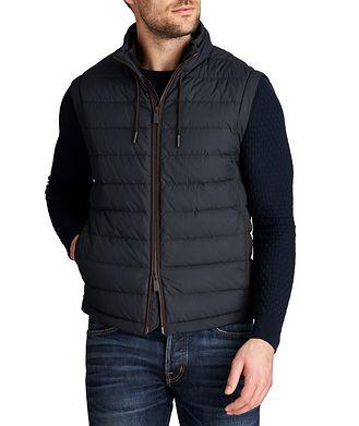 Ermenegildo Zegna Quilted Vest