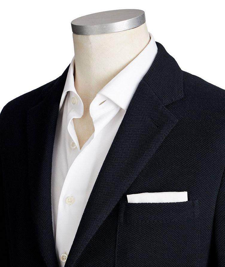Jerseywear Unstructured Wool-Cotton Sports Jacket image 1