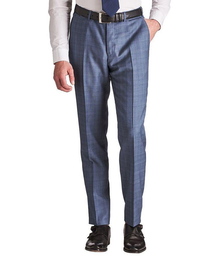 City Glen Checked Suit image 2