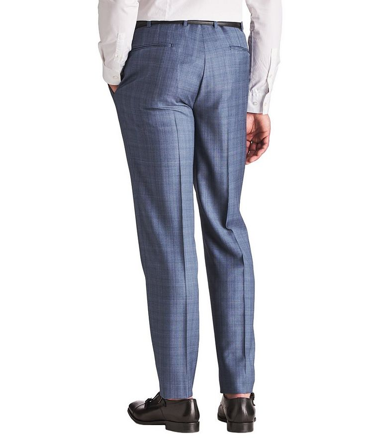 City Glen Checked Suit image 3