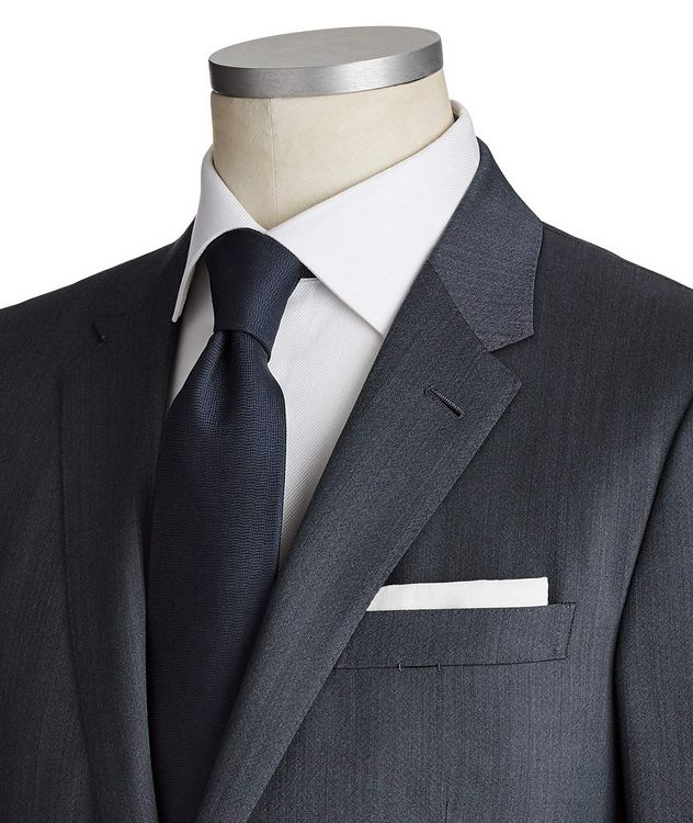 City Wool-Silk Suit picture 2