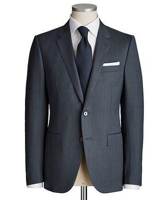Ermenegildo Zegna City Wool-Silk Suit