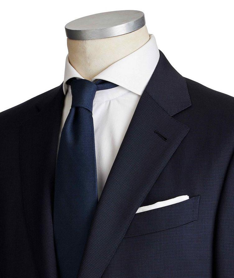 Milano Multi-Season Checked Suit image 1