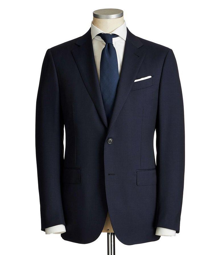 Milano Multi-Season Checked Suit image 0