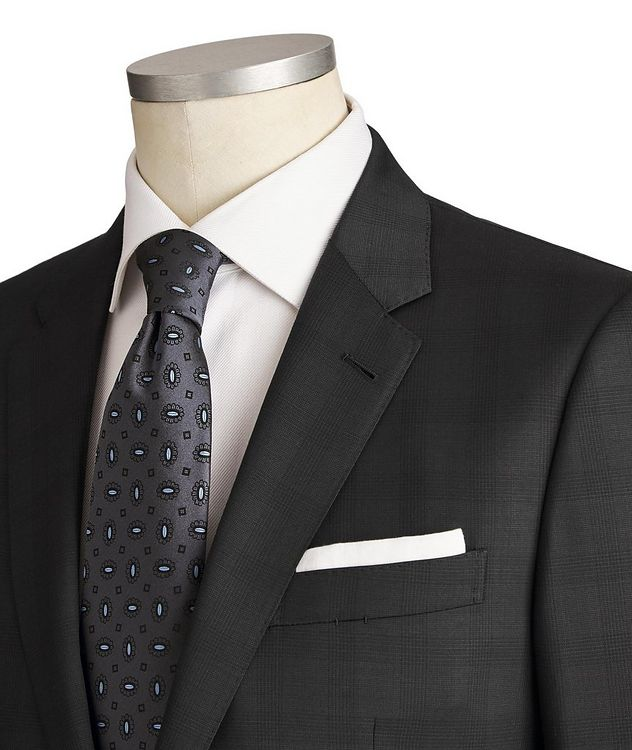 City Checked Suit picture 2