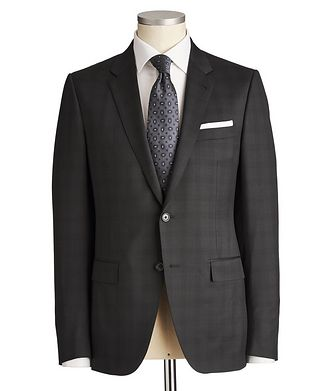 Ermenegildo Zegna City Checked Suit