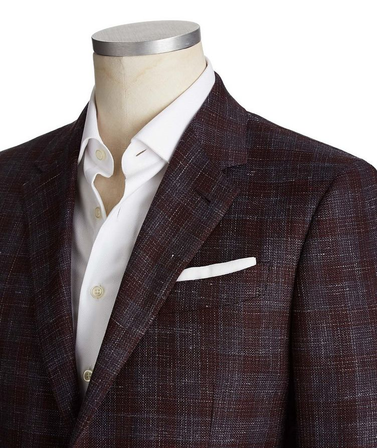 Milano Easy Wool, Silk & Linen Sports Jacket image 1