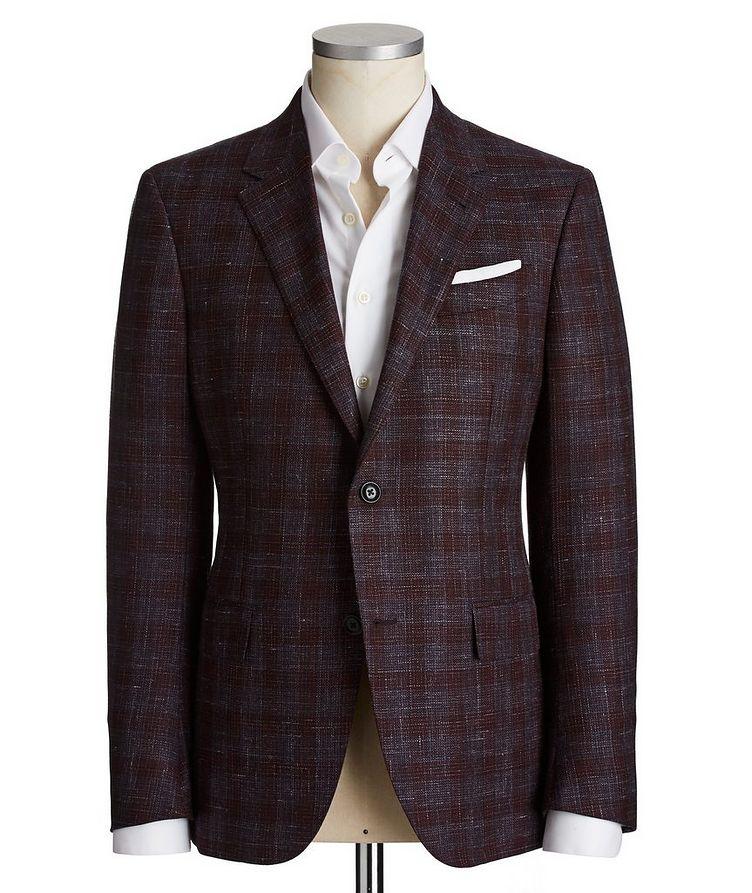 Milano Easy Wool, Silk & Linen Sports Jacket image 0