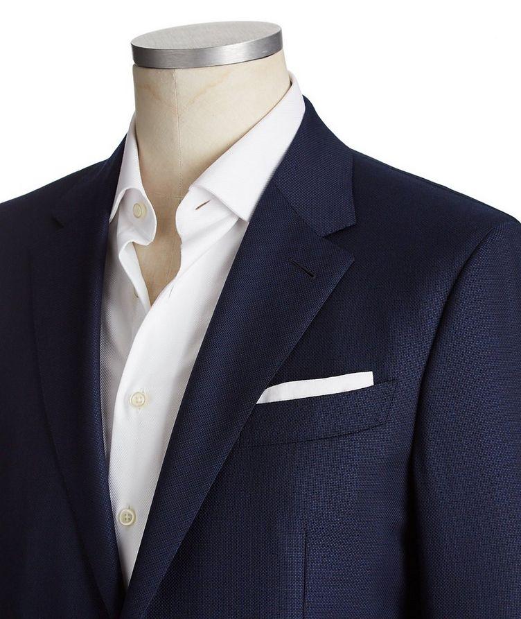 10 Pockets Wool-Silk Sports Jacket image 1