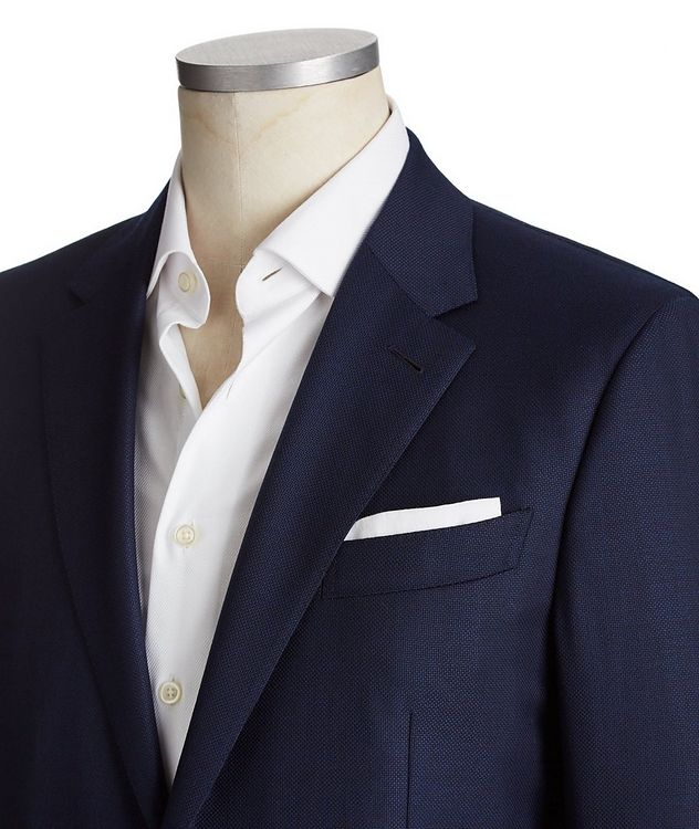 10 Pockets Wool-Silk Sports Jacket picture 2