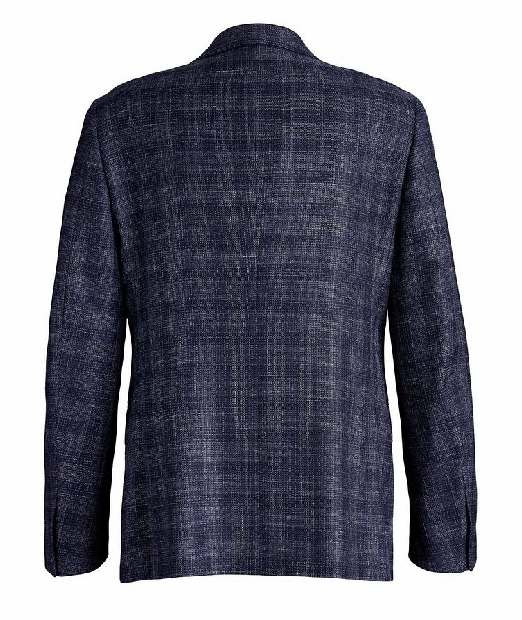Milano Easy Wool, Silk, and Linen Sports Jacket image 1
