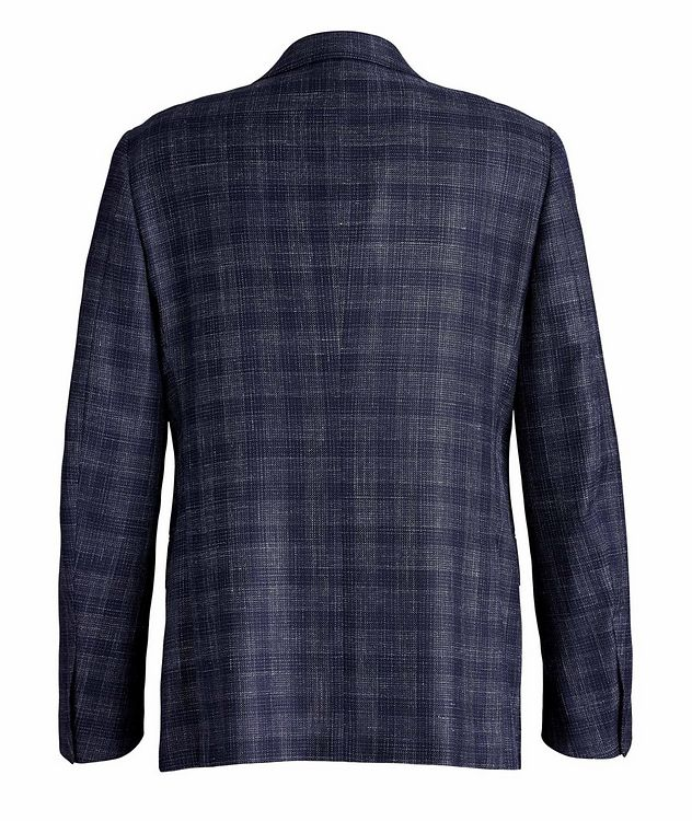 Milano Easy Wool, Silk, and Linen Sports Jacket picture 2