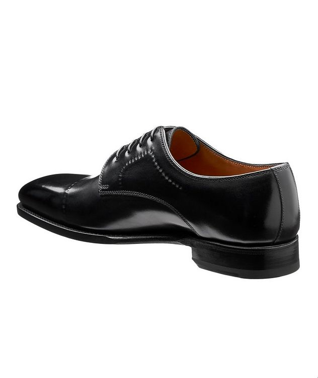 Polished Leather Derbies picture 2