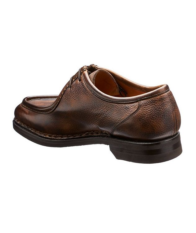 Burnished Leather Derbies picture 2