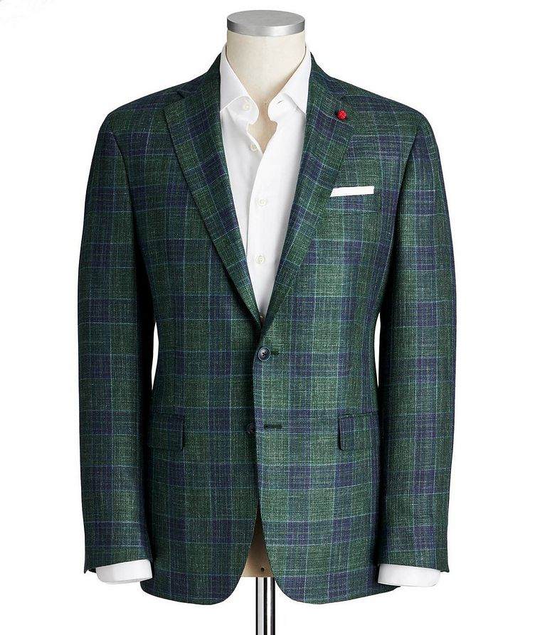 Checked Sports Jacket image 0