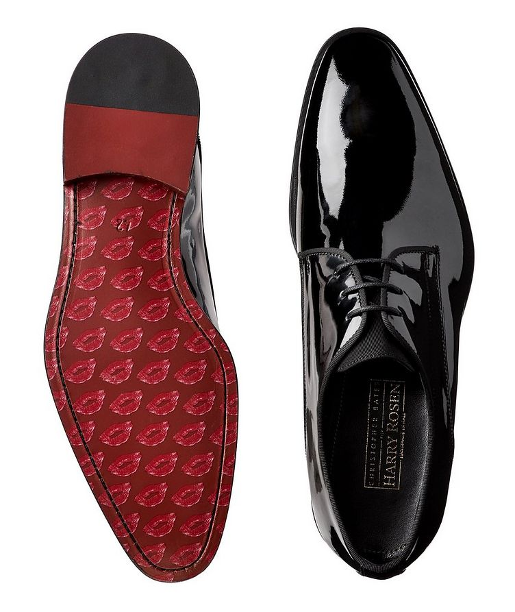 Patent Leather Derbies image 2