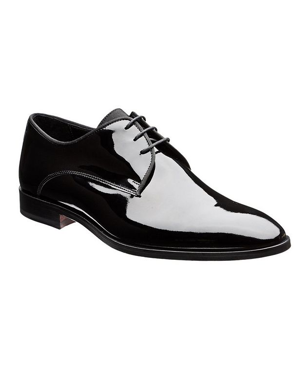Patent Leather Derbies picture 1
