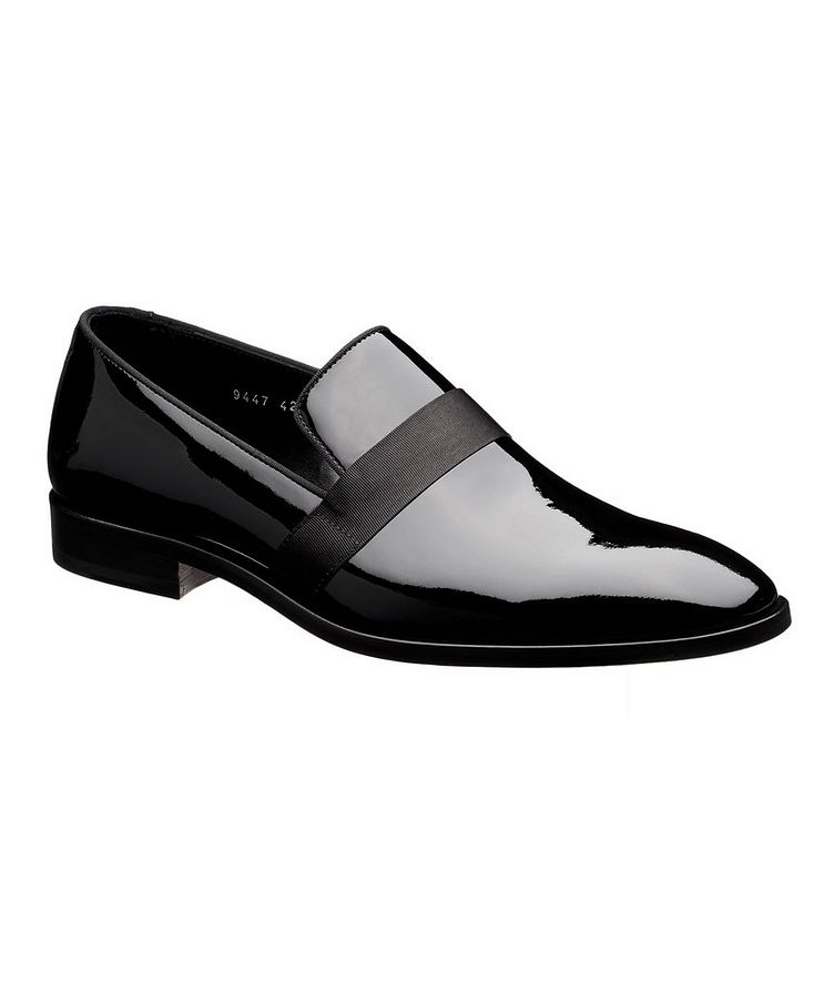 Patent Leather Loafers image 0